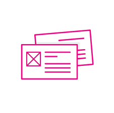 Graphic Design Service Icon